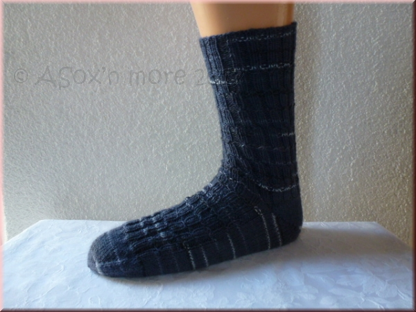 Business-Socke Kiesel